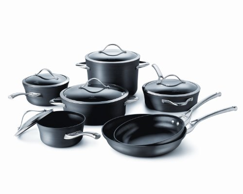 Calphalon Contemporary Nonstick 12 piece Set