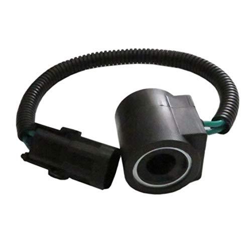 - 12V Solenoid Valve Coil w/Connector for Bobcat Skid Steer Loader 6309311 6671025