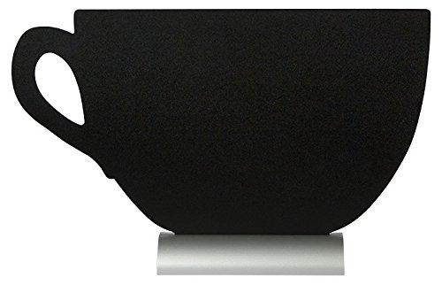 Securit FBTA-CUP Lavagna Silhouette da Tavolo Vermes