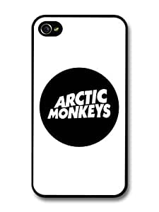 Accessories Arctic Monkeys Rock Band Rounded Logo For Case HTC One M8 Cover