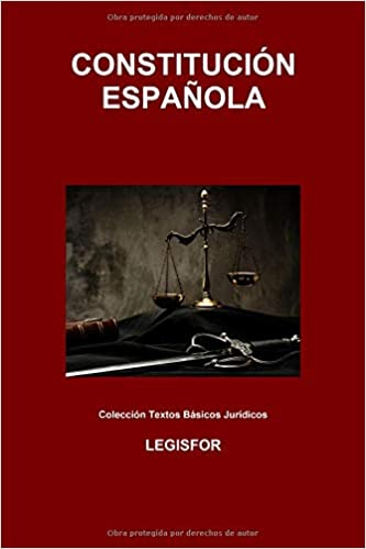 Constitución Española: Edición 2017 por Legisfor epub