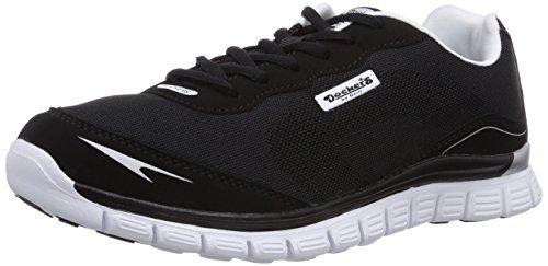 Dockers by Gerli 36LN001-700660 Herren Sneakers Schwarz (schwarz 100)