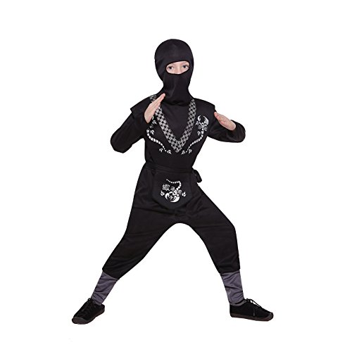 Scorpion Ninja Costumes (Totally Ghoul Scorpion Ninja Costume, Size Small)