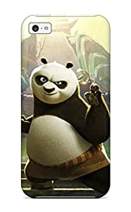 Alicia Russo Lilith's Shop 6949576K91365658 Hard Plastic Iphone 5c Case Back Cover,hot Kung Fu Panda 2 Movie 2011 Case At Perfect Diy