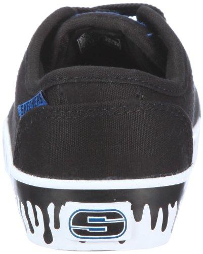 Skechers TossersOtzen 90979L Jungen Sneaker Schwarz (Blk)
