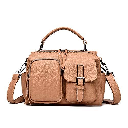 De C Locomotive Lady Handbag Style color Bag E Fashion Boston Mano Home Meidi Bolso Atmospheric 1TqZvO