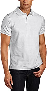 Lee Mens Modern Fit Short Sleeve Polo Shirt