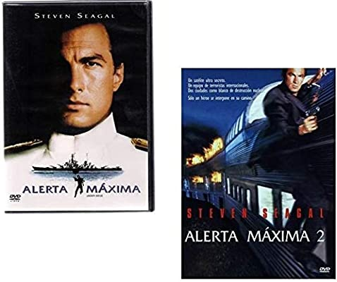 ALERTA MAXIMA + ALERTA MAXIMA 2 PACK 2 PELICULAS DVD: Amazon.es: Cine y Series TV