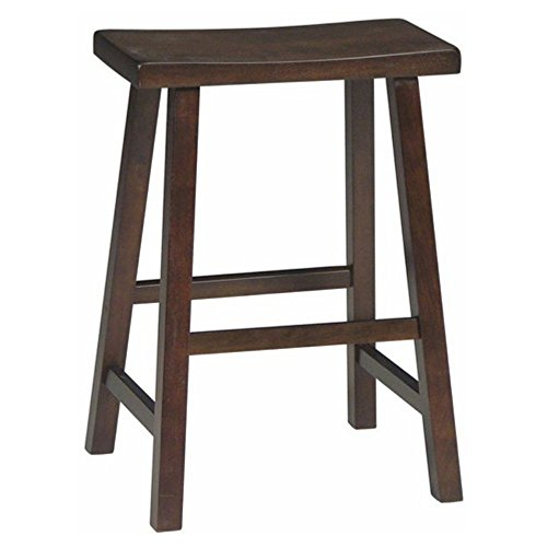 International Concepts Saddle (International Concepts Baileyton Counter Height Backless Saddle Seat Stool)