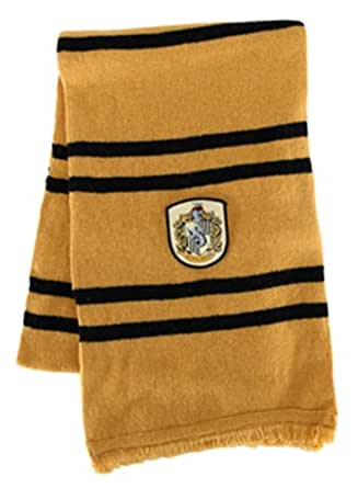 Hufflepuff Scarf For Kids Or Adults