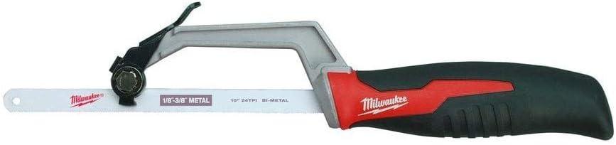 4. Milwaukee 48-22-0012 Compact Hand Operated Hacksaw