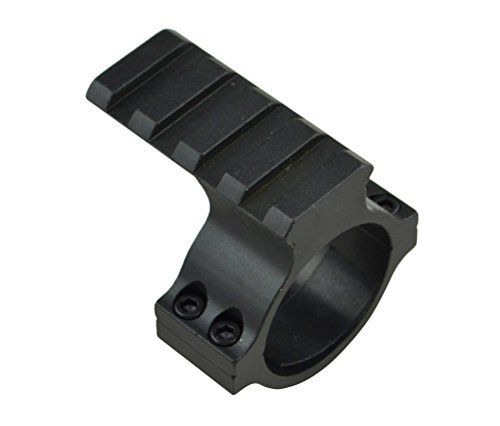 Picatinny Mounting - SNIPER® 30mm Scope Adapter with Picatinny Rail for Mounting Mini Red Dot or Laser or Flashlight