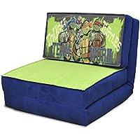 Nickelodeon Teenage Mutant Ninja Turtles Convertible Chair