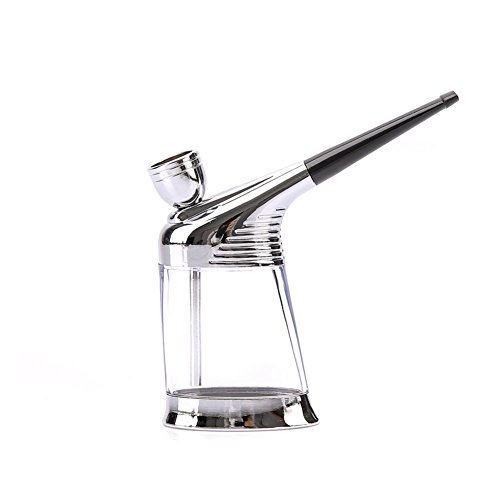 Multi-function Water Tobacco Smoking Pipe Cigarette Holder Hookah Double Filter