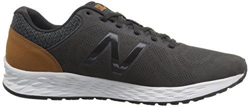 Schuim Fris Nieuw Evenwicht Herren Arishi Luxe Sneaker Schwarz (zwart)