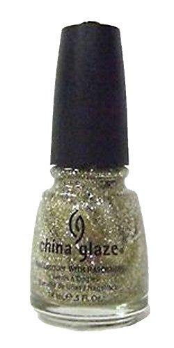 China Glaze Goddess 80422 (glitter)