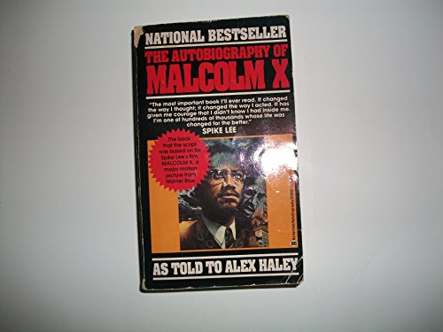 : The Autobiography Of Malcolm X