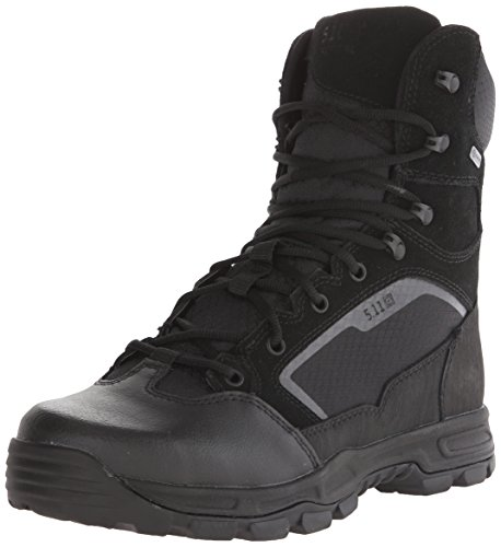 5.11 Men's XPRT 2.0 8 Inch Tactical Boot, Black, 9 D(M) US