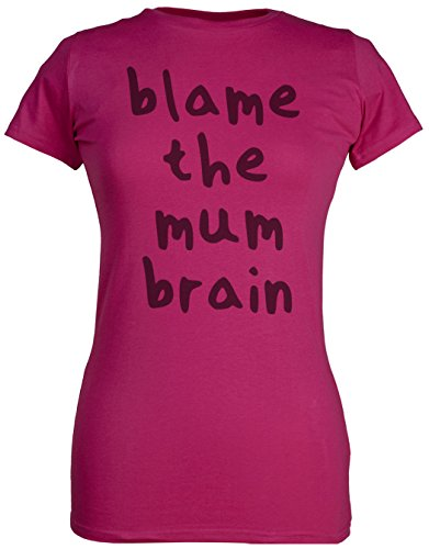 Camisetas Mujer De Spoilt Madre Día Blame Sr La Rosa Mum Rotten The Brain Camiseta El Regalo q80wpTq