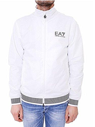 Emporio Armani - Chaqueta - para Hombre Blanco Blanco XXXL: Amazon.es: Ropa y accesorios