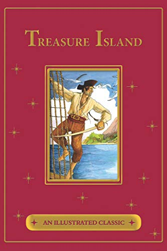 - Treasure Island (An Illustrated Classic)