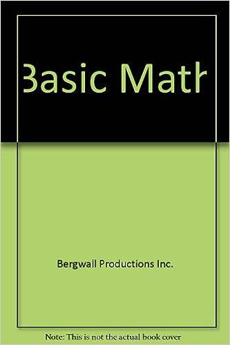 Libro completo de descarga gratuita en pdf. Basic Math PDF iBook 0806404132