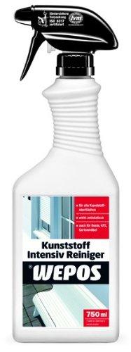 Wepos 00053 Kunststoff Intensiv Reiniger 750 ml