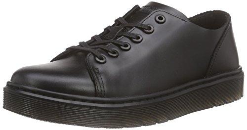 Dr. Martens Dante Brando Black - Zapatos de cordones derby Hombre Negro (Black Brando)