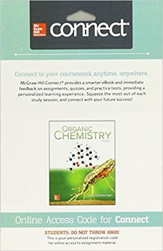 Amazon connect access card two year for organic chemistry connect access card two year for organic chemistry 5th edition fandeluxe Images