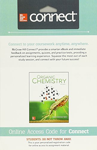 Organic Chemistry Connect Plus Access