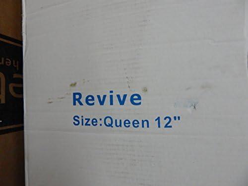 home, kitchen, furniture, bedroom furniture, mattresses, box springs,  mattresses 12 discount MATTRESS AMERICA Revive Gel Memory Foam Mattress, 12 promotion