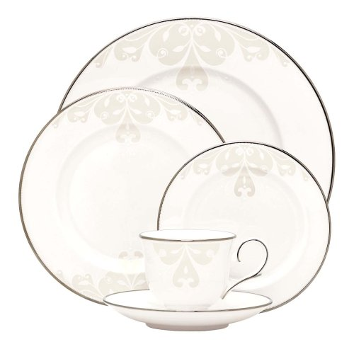 Lenox Opal Innocence Scroll Place Setting, Service for 1