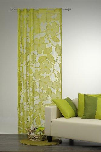 Vorhang grün