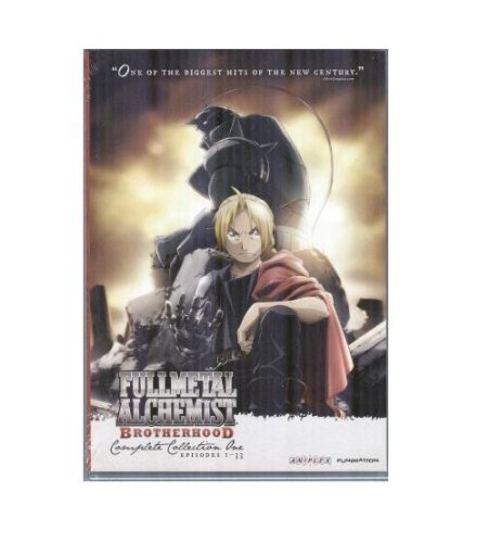 Fullmetal Alchemist: Brotherhood - Complete Collection One by