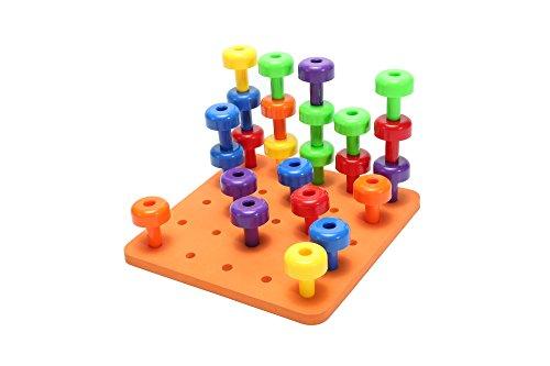 Peg Board Set Occupational Preschoolers