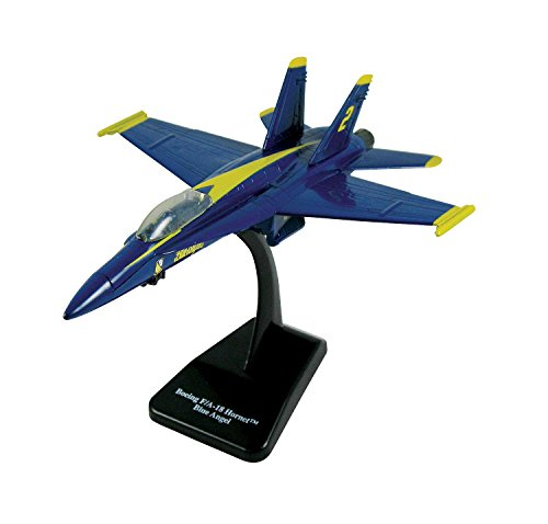 SMITHSONIAN InAir E-Z Build Model Kit – F-18 Hornet Blue Angels