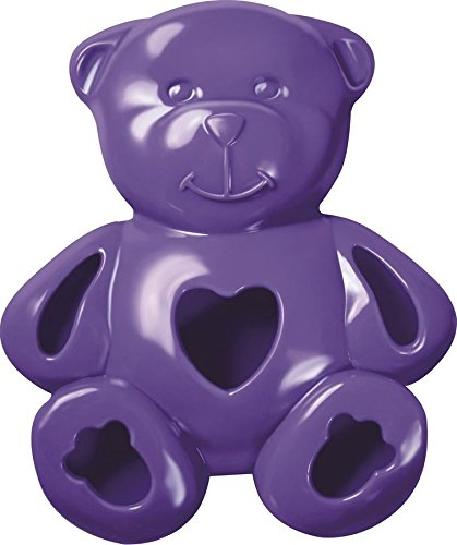 KONG Quest Critter Bear Toy, Large,Assorted colors (Quest Kong compare prices)