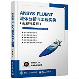 ANSYS FLUENT fluid analysis and project examples (with video