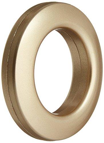 Gold Grommets (Dritz 44374 Curtain Grommets, Matte Gold, 1-Inch,)