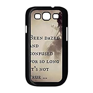 Specialdiy Thin Solid Plastic Back case cover not Cover with Led Zeppelin for Samsung Galaxy S3 Nose I9300 qaH4xSQqheg what you