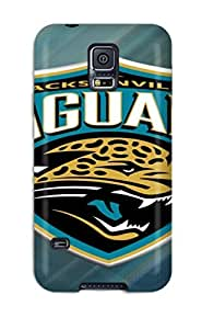 Awesome Design Jacksonville Jaguars Hard Case Cover For Galaxy S5