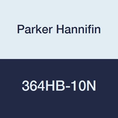 1//2 Hose Barb x 1//2 Hose Barb White Parker Hannifin 364HB-8N-pk10 Par-Barb Union Tee Fitting Nylon Pack of 10