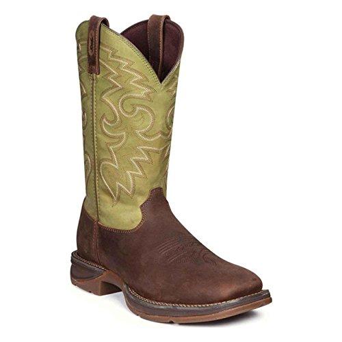 Durango Mens Ribelle Western Boot Caffè / Cactus, Db5416 09ee