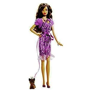 Amazon.com: Barbie Collection Birthstone Beauties African ...