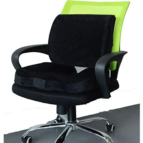 Amazon.com: HOVERAREA - Cojín lumbar para respaldo de silla ...
