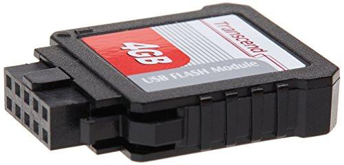 Transcend 4GB USB Flash Module (vertical)