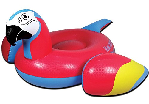 Head Float - Margaritaville Parrot Head Float Red