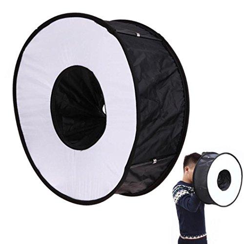 MChoice Softbox Flash Light 45cm Foldable Speedlight For Canon Nikon Camera accessories