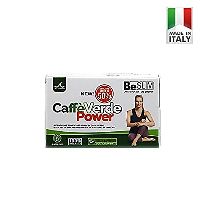 caffe verde 50 acido clorogenico