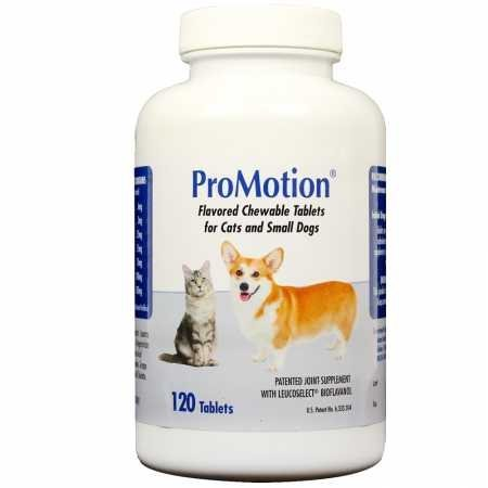ProMotion for Small Dogs/Cats (120 tablets) (Tablets 120 Dog)